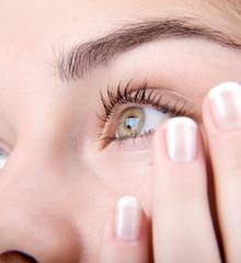 Zabieg piękne oczy